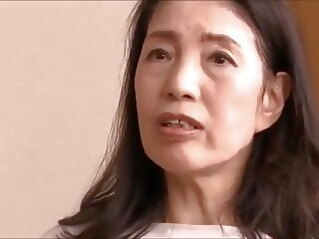 asian Japanese Grandmother 8 mature old & young