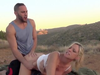 big tits Mother Son Secrets 6-Mom Got Lost Hiking blonde hd