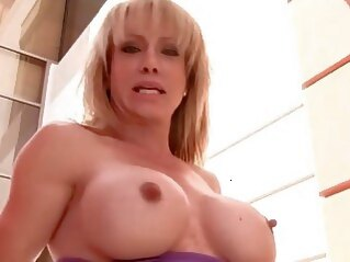 big tits Milf shows massive clit milf closeups