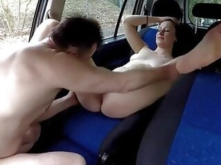 whores Sheriff Mirek Buying Street Prostitute for Ass Licking ass licking car