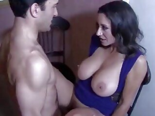 big tits Hot MILF Persia is craving more cock and a creampie hardcore milf